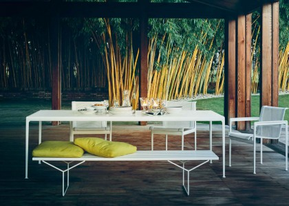 Knoll Outdoor: Richard Schulz 1966 Kollektion