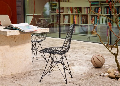 Wire Chairs
