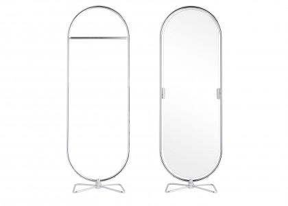 System 1-2-3 Mirror & Rack