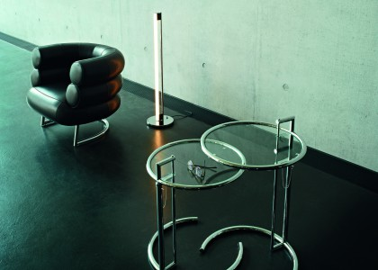 Adjustable table E
