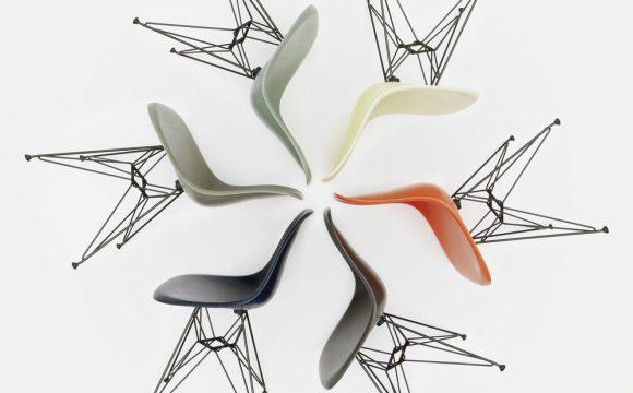 NEU: Eames Fiberglass Chairs 04-06