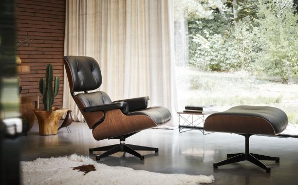 EAMES LOUNGE CHAIR UPGRADE