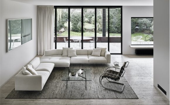 NEU: KNOLL INTERNATIONAL MATIC SOFA